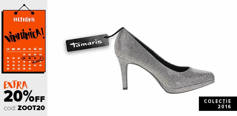Tamaris: Încălzește-ți picioarele