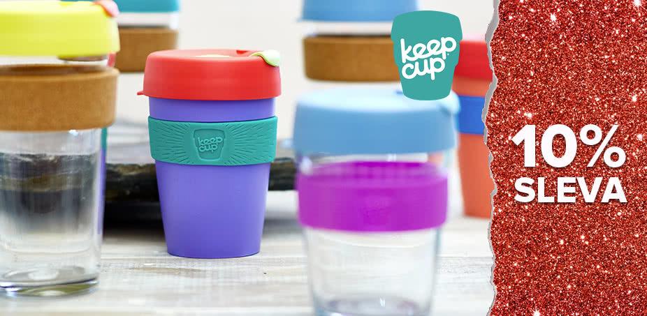 KeepCup: Hra všemi barvami