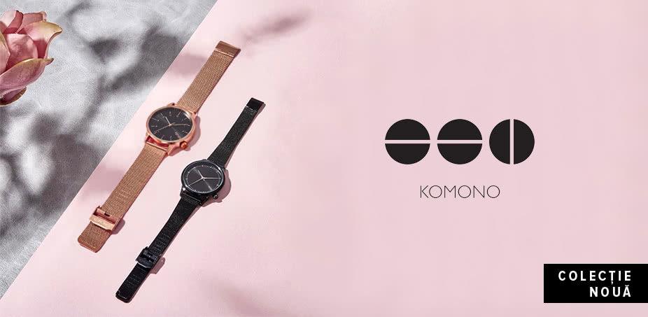 Komono: Design Belgian