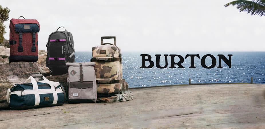 Burton: Hurá na výlet ►►►
