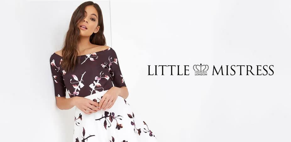 Little Mistress: Plesová princezna