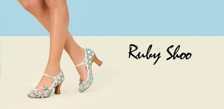 Ruby Shoo: Nevšední boty