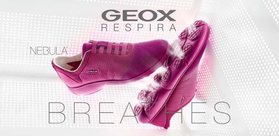 Geox: Dýchajú za vás ♀