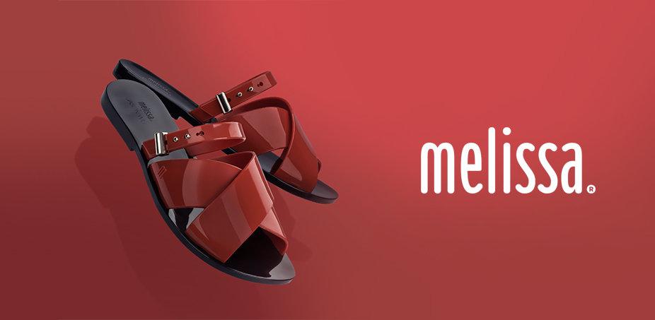 Melissa: Voňavé boty na léto