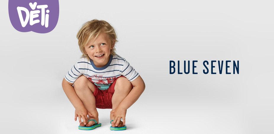 Blue Seven: Modrá sedma