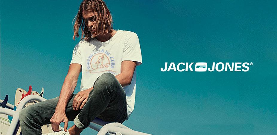 Jack & Jones: Odlehčíme na léto?