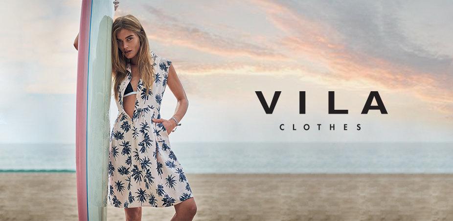 VILA: Jarní šaty, sukně a topy