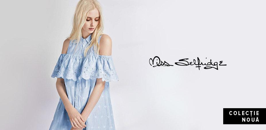 Miss Selfridge: Domnisoara trendy