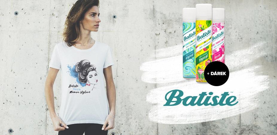 ZOOT & Batiste: Trička navržená blogerkami + DÁREK