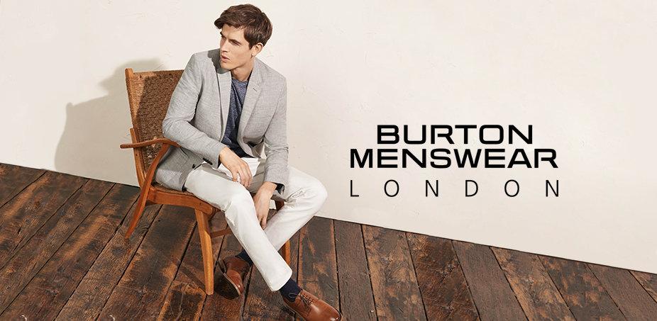 Burton Menswear London: Od A po Z