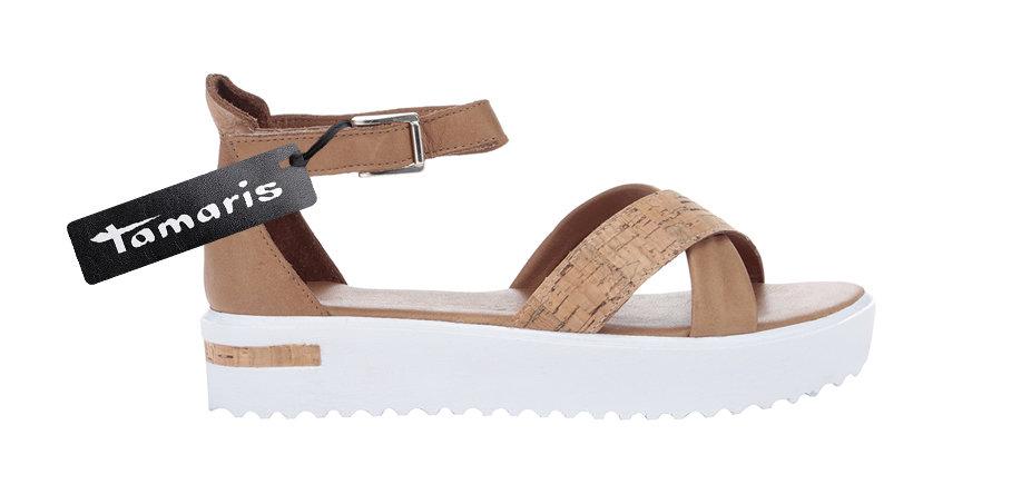 Tamaris: Vzdušné obutí