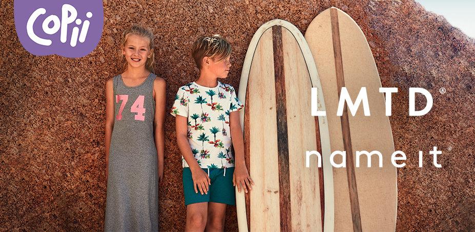 Name it + LIMITED: Haine pentru vacanța de vară