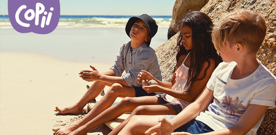 Garderoba de vară pentru pici și adolescenți