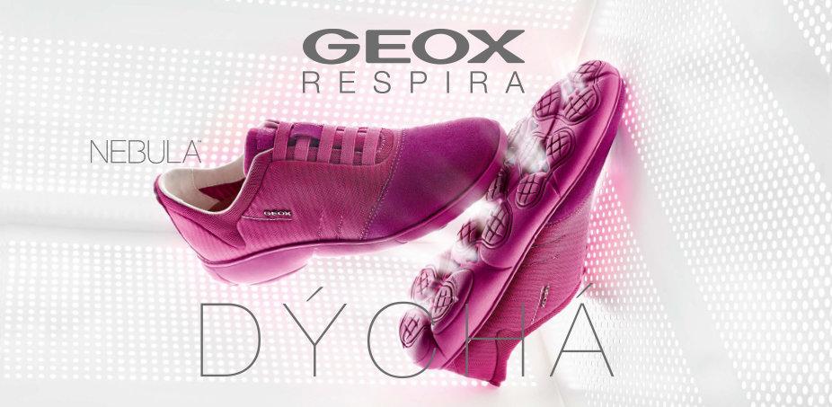 Geox: Boty, kterým nedojde dech ♀
