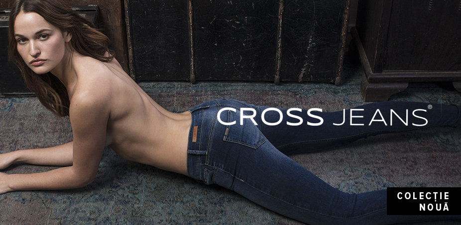 Cross Jeans: Un expert in denim din Berlin