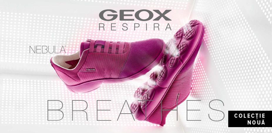 GEOX: Incaltari care respira♀
