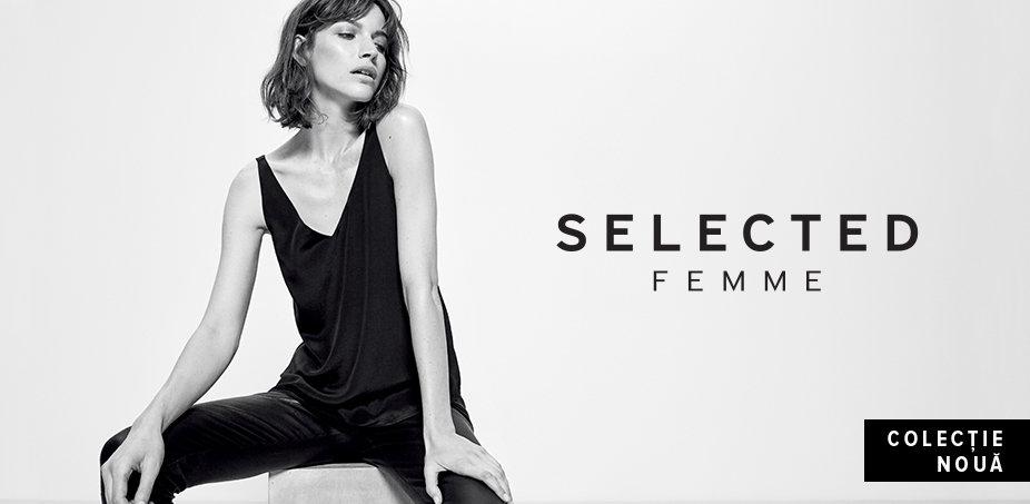 Selected Femme: Femeia distinsă