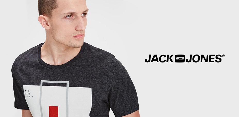 Jack & Jones: Pe limba bărbaților