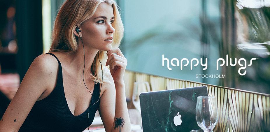 Happy Plugs: Plăcere pentru urechile tale♫