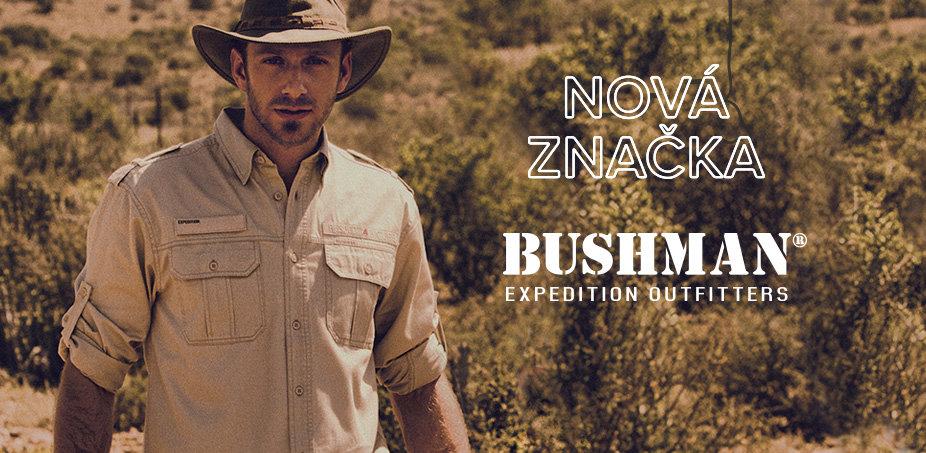 Bushman: Moderní dobrodruh