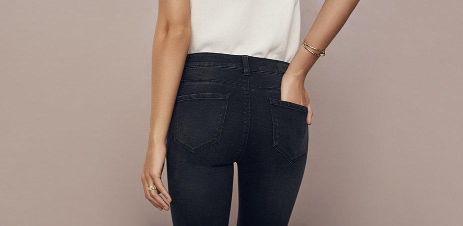 Colanți, pantaloni, blugi și shorts♀