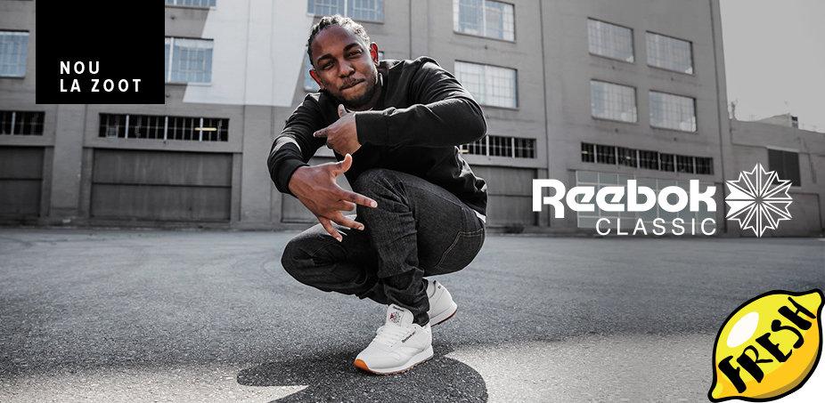 Reebok: Viteză și stil