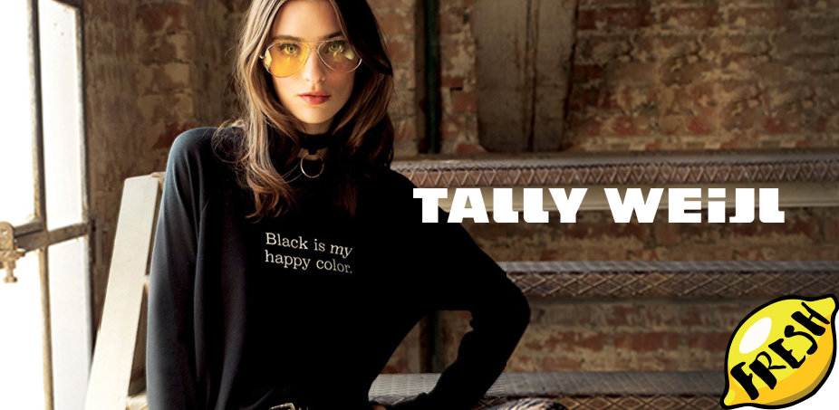 Tally Weijl: inspiră-te și inspiră