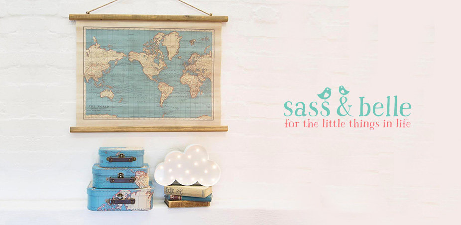 Sass & Belle: Home Design perfect