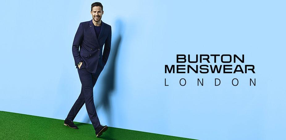 Burton Menswear London: Simplu, cum vor bărbații