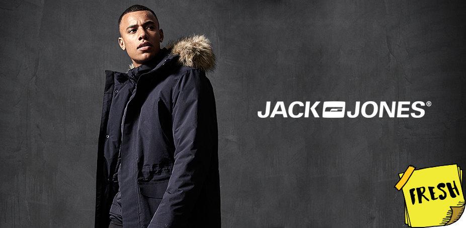 Jack & Jones: Pe limba barbatilor