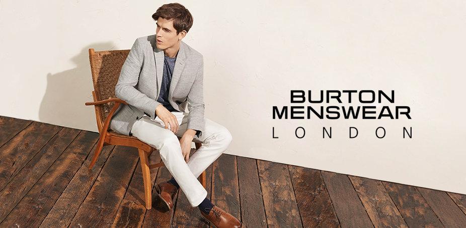 Burton Menswear London: Simplu, cum vor barbatii