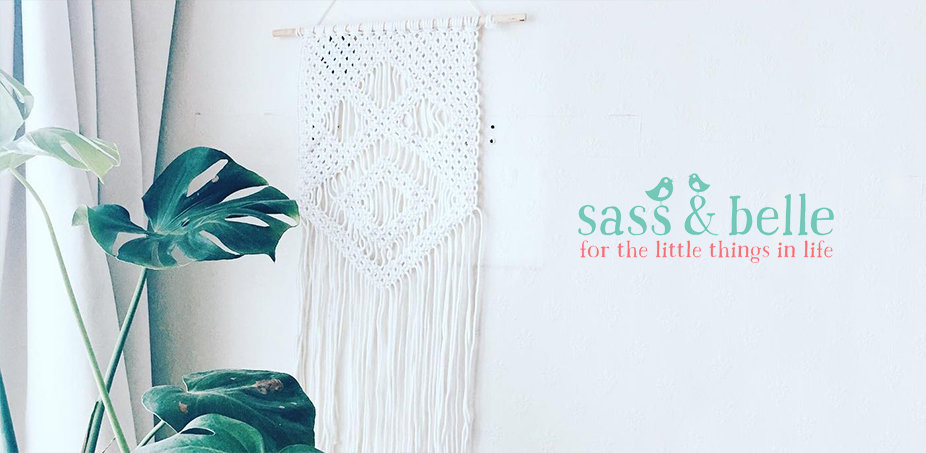 Sass & Belle: Decoratiuni si accesorii uber dragute