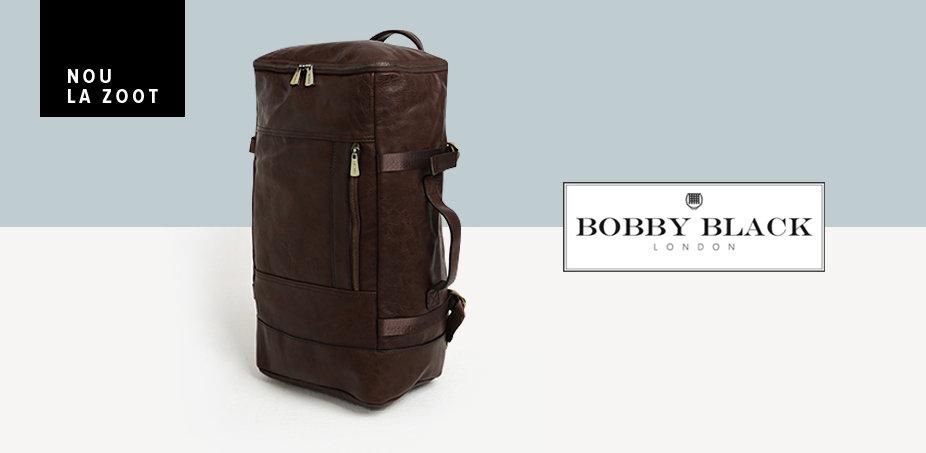 Bobby Black: rucsacuri si genti pentru barbatii din jungla urbana