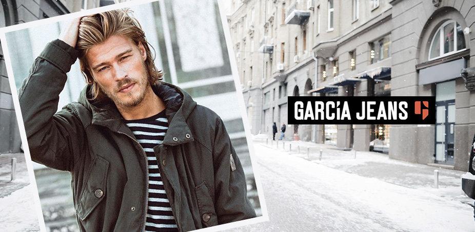 Garcia Jeans: Piese esentiale ♂
