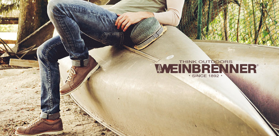 Weinbrenner: Incaltari de cursa lunga