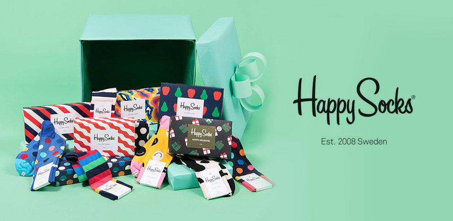 Happy Socks: Un cadou ingenios pentru toata familia