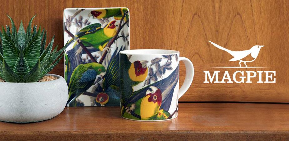 Magpie: Design britanic pentru bucataria ta