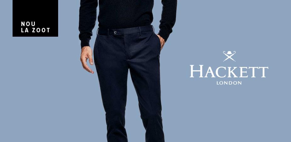 Hackett London: Stil britanic pur-sange