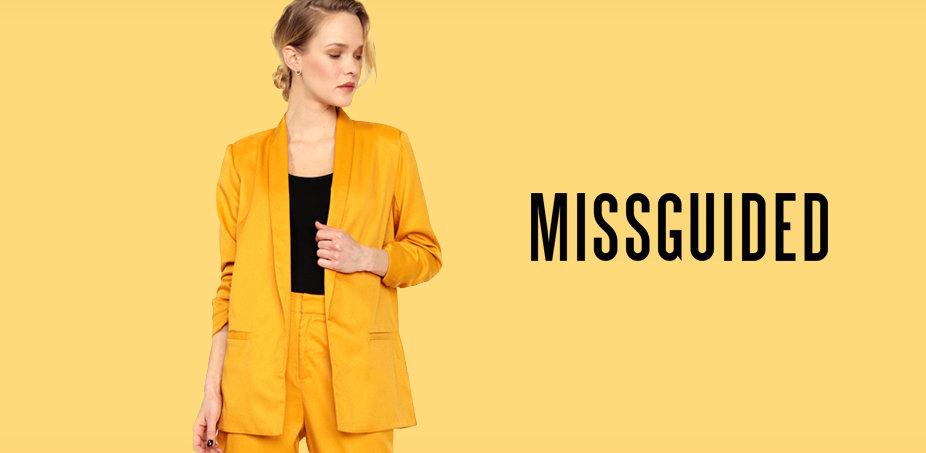 Missguided: Curajoasa si stylish