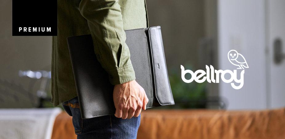 Bellroy: Un adevarat gentleman