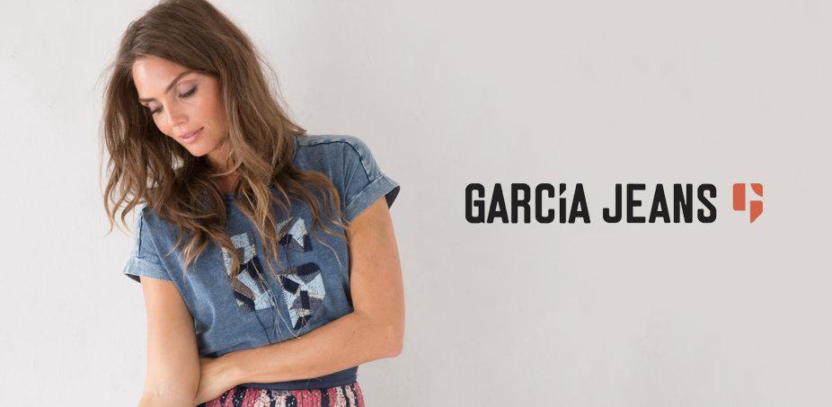Garcia Jeans: Piese esentiale♀