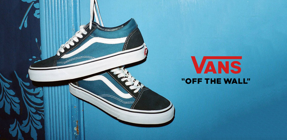 Vans - cool & fresh