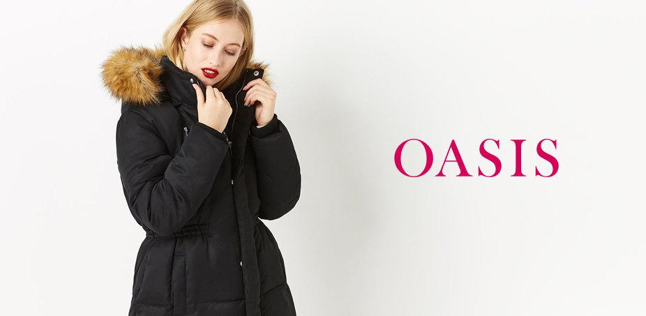 Oasis: feminin, fun, indraznet