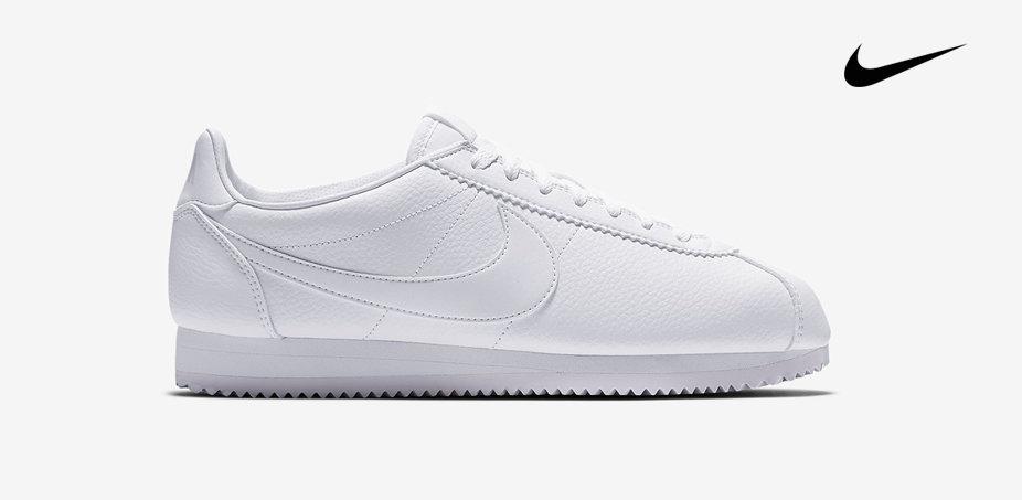 Nike: O portie noua de pantofi si piese sporty♂