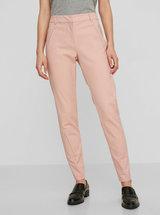 Pantaloni roz pana la glezne VERO MODA Victoria