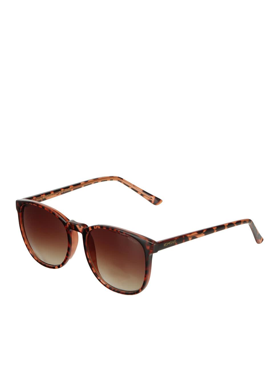 Sluneční brýle Komono Urkel Tortoise