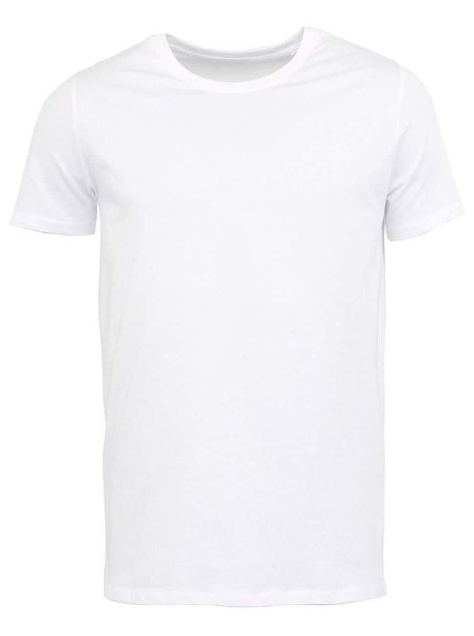 Bílé pánské tričko Stanley & Stella Leads