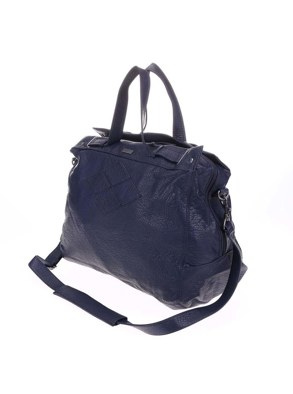 b5cf4bb63e Tmavě modrá větší kabelka Roxy Gleefully ...