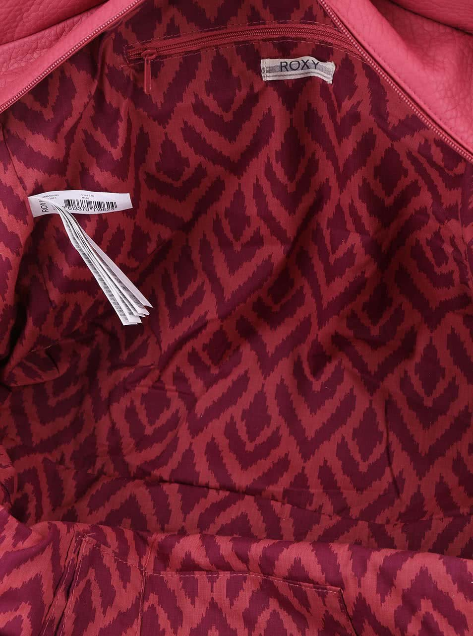 13cb50162e Růžová větší kabelka Roxy Gleefully ...