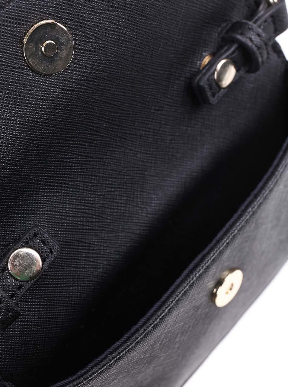 Černá menší kabelka přes rameno Tommy Hilfiger Honey ... ffc9e1ee006